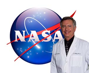 Dr. Sebag and Nasa