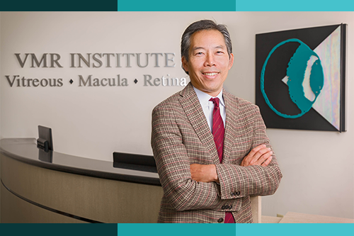 Lawrence Chong MD retina specialist huntington beach ca 92647 board certified ophthalmologist