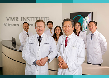 Friendly staff of VMR Institute | Vitreo-retina specialist, Orange County, CA 92647