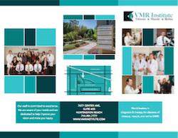 VMR Institute Brochure
