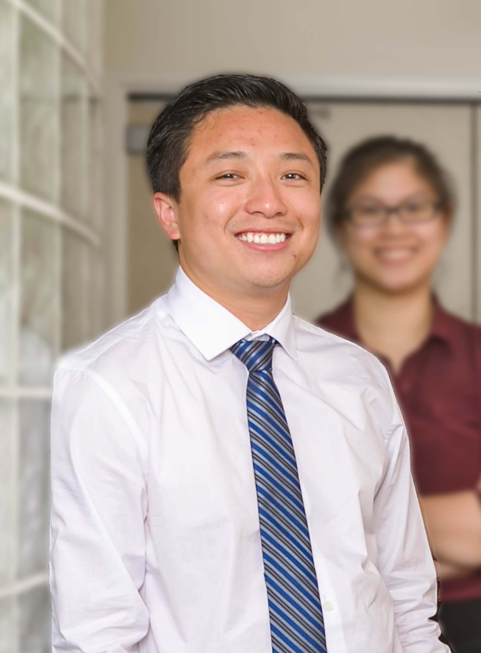Retina Specialist Ophthalmic Technician Justin Nguyen