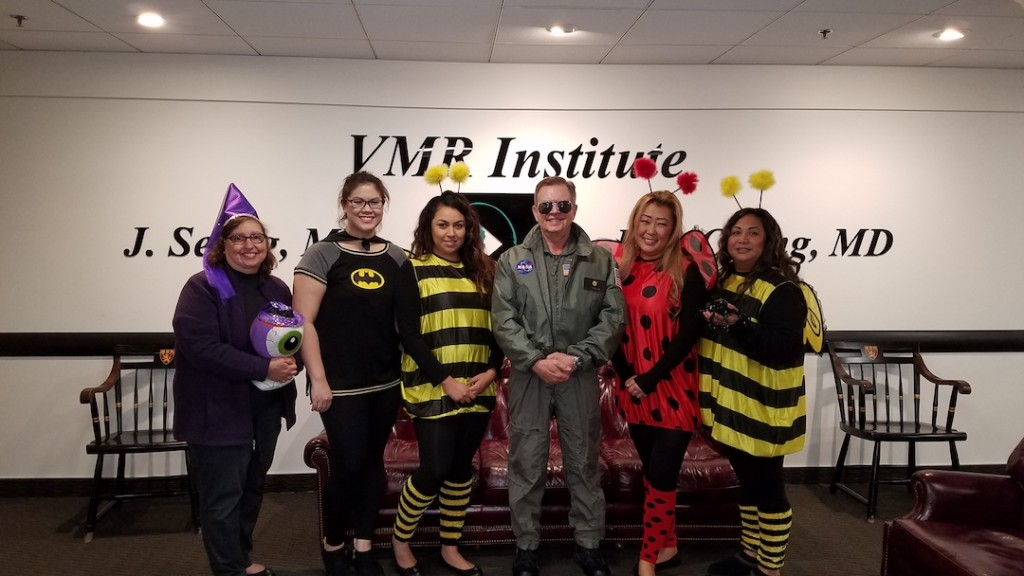 Halloween at VMR Institute