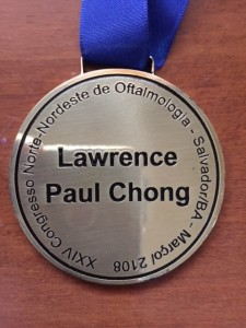 SNNO Award | Lawrence P. Chong